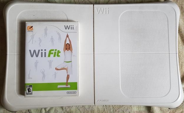 Wii Fit Board