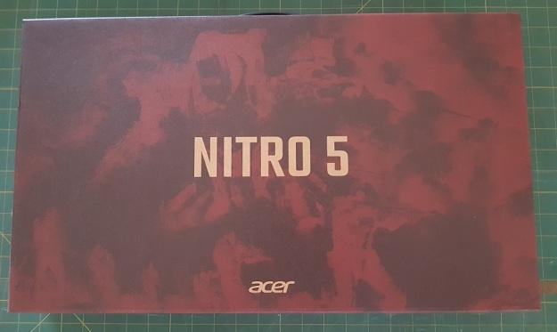 Acer Nitro 5 Ryzen 7 1
