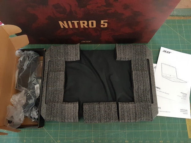 Acer Nitro 5 Ryzen 7 3