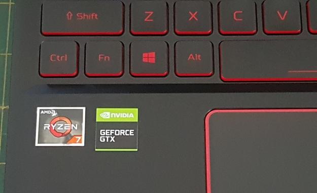 Acer Nitro 5 Ryzen 7 7