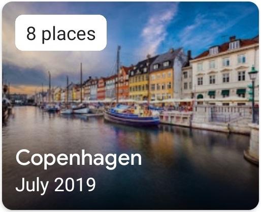 GenX Travels July 2019 Denmark