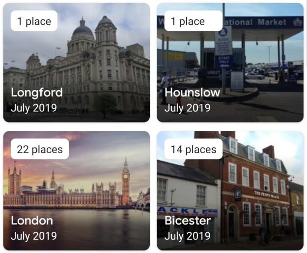 GenX Travels July 2019 London