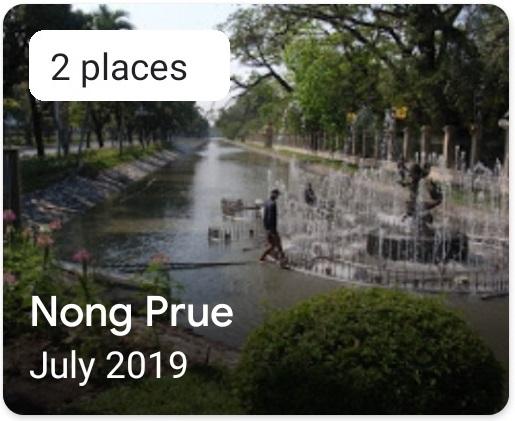 GenX Travels July 2019 Thailand