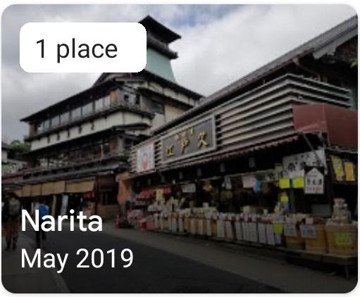 GenX Travels May 2019 Japan