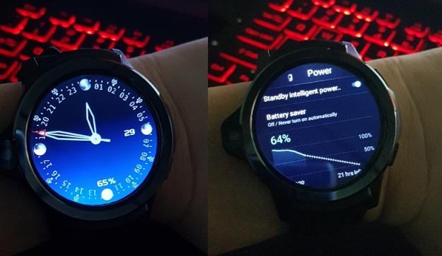 Kronos Blade Genesis Smartwatch Battery Life